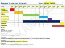 35 Free Printable Production Planning Template Excel Maker for Production Planning Template Excel