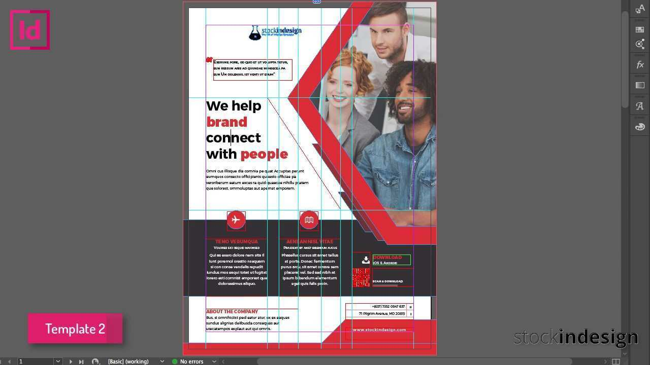 35 Report Indesign Templates Free Flyer in Photoshop with Indesign Templates Free Flyer