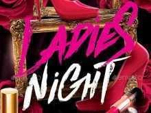 35 Standard Ladies Night Flyer Template Free Download for Ladies Night Flyer Template Free