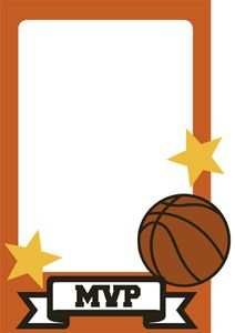 35 The Best Birthday Card Template Basketball for Ms Word with Birthday Card Template Basketball
