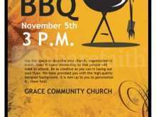 35 Visiting Bbq Flyer Template For Free with Bbq Flyer Template