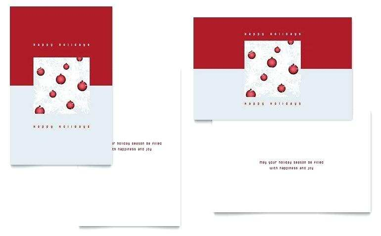 35 Visiting Christmas Card Template For Publisher in Photoshop by Christmas Card Template For Publisher