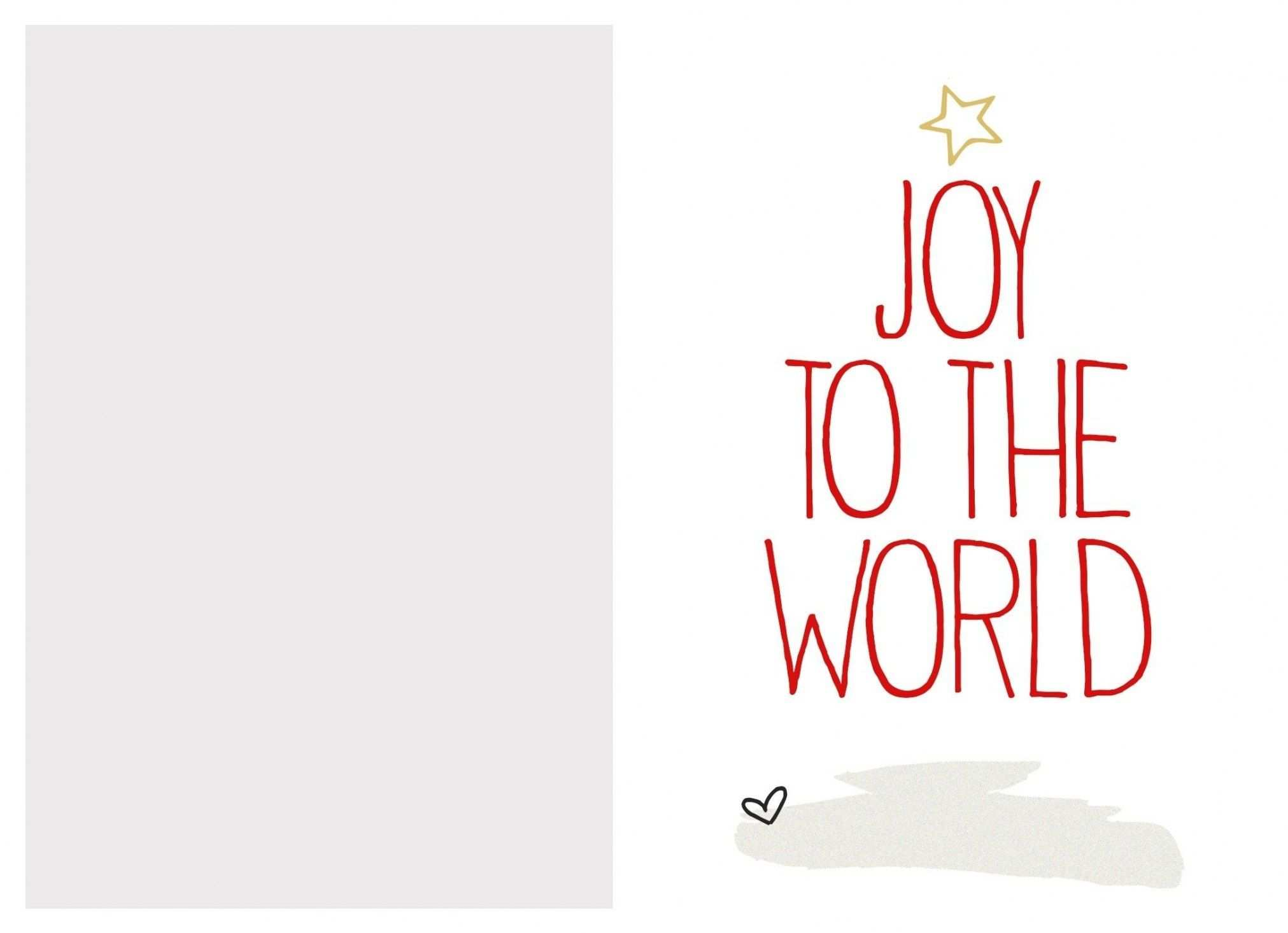 36 Adding Christmas Card Template Doc Layouts by Christmas Card Template Doc