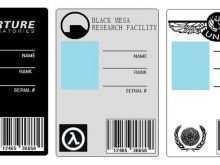 Id Card Template Maker