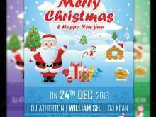36 Christmas Flyer Template Free PSD File for Christmas Flyer Template Free