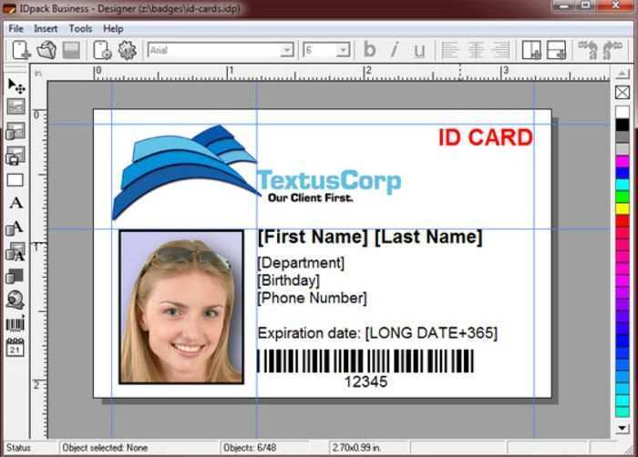 36 Create Id Card Template Design Software In Photoshop By Id Card Template Design Software Cards Design Templates