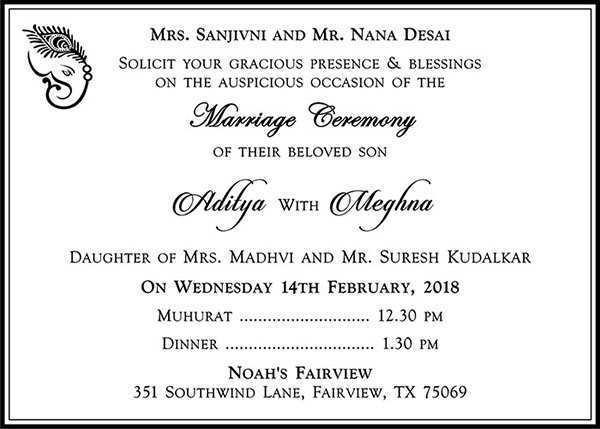 36 Create Wedding Card Invitation Sample Text Maker for Wedding Card Invitation Sample Text
