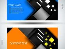 Calling Card Template Free Download