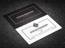 36 Customize Our Free Business Card Templates Nulled Formating for Business Card Templates Nulled