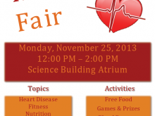 36 Customize Our Free Health Fair Flyer Template Download for Health Fair Flyer Template
