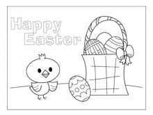 36 Easter Card Templates For Preschool in Word with Easter Card Templates For Preschool