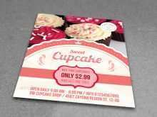 36 Format Cupcake Flyer Template in Word by Cupcake Flyer Template