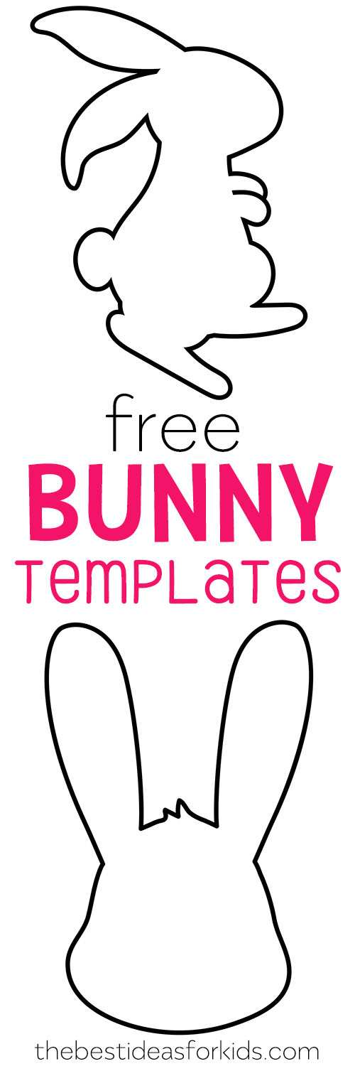 36 Format Free Easter Bunny Card Templates Layouts by Free Easter Bunny Card Templates