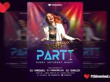 36 Free Club Flyer Templates Free Download in Word by Club Flyer Templates Free Download