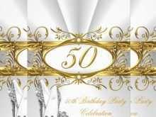 36 Free Printable 50Th Birthday Card Invitation Templates Templates by 50Th Birthday Card Invitation Templates