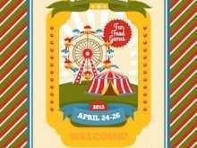 36 Free Printable County Fair Flyer Template Templates for County Fair Flyer Template
