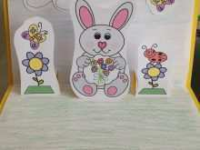 36 Free Rabbit Pop Up Card Template in Word by Rabbit Pop Up Card Template
