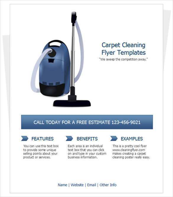 36 How To Create Cleaning Flyers Templates Free for Ms Word by Cleaning Flyers Templates Free