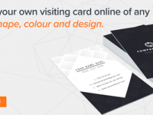 Visiting Card Design Online Making