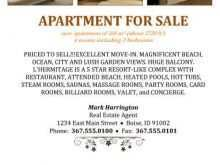 36 Report Apartment For Rent Flyer Template Free in Word for Apartment For Rent Flyer Template Free