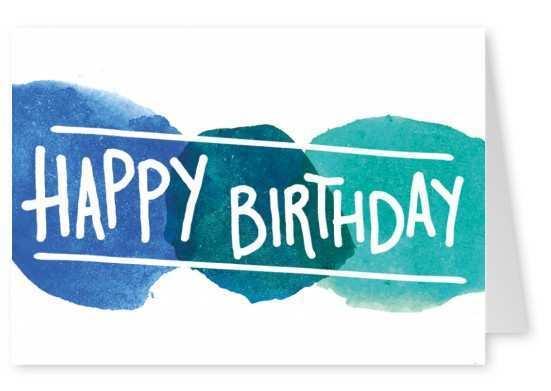 36 Standard Happy B Day Card Templates Nz Maker for Happy B Day Card Templates Nz