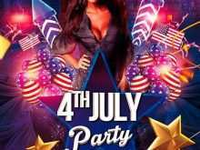 36 The Best 4Th Of July Party Flyer Templates in Word by 4Th Of July Party Flyer Templates