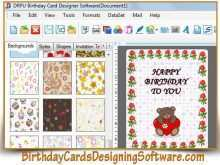 36 The Best Birthday Card Maker To Print For Free with Birthday Card Maker To Print
