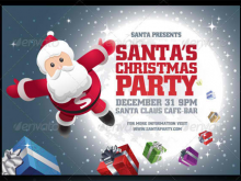 36 Visiting Christmas Party Flyers Templates Free For Free by Christmas Party Flyers Templates Free