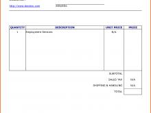 37 Create Contractor Invoice Template Australia Maker for Contractor Invoice Template Australia