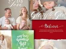 37 Customize Christmas Card Template Christian Layouts with Christmas Card Template Christian