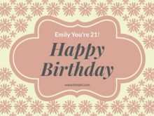 37 Format Birthday Card Templates Online Free Now for Birthday Card Templates Online Free
