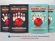 37 Free Bowling Flyer Template Free Download by Bowling Flyer Template Free
