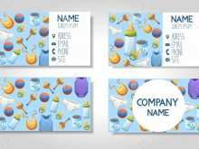 37 Free Printable Baby Name Card Template for Ms Word for Baby Name Card Template