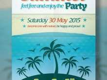 37 How To Create Caribbean Party Flyer Template Download with Caribbean Party Flyer Template