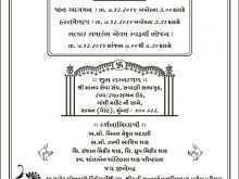 37 Invitation Card Format In Gujarati Download for Invitation Card Format In Gujarati