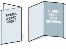 37 Printable Audio Cassette J Card Template Layouts by Audio Cassette J Card Template