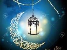37 Printable Free Eid Mubarak Card Templates For Free with Free Eid Mubarak Card Templates