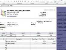 37 Report Computer Repair Invoice Template Excel Maker for Computer Repair Invoice Template Excel