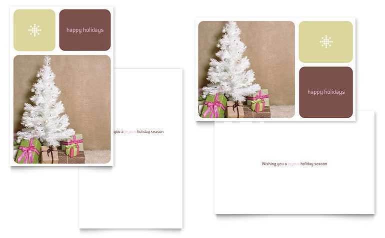 37 Standard Christmas Card Template Office Now by Christmas Card Template Office