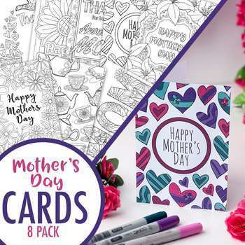 37 Standard Mothers Day Card Templates Pdf With Stunning Design for Mothers Day Card Templates Pdf