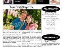 37 The Best Birthday Card Newspaper Templates for Ms Word for Birthday Card Newspaper Templates