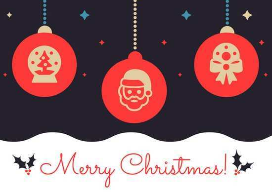 37 The Best Christmas Card Templates Canva For Free with Christmas Card Templates Canva
