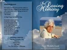 37 The Best Funeral Flyer Templates in Word for Funeral Flyer Templates