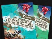 37 Visiting Sports Event Flyer Template in Photoshop for Sports Event Flyer Template