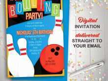 38 Adding Bowling Fundraiser Flyer Template For Free with Bowling Fundraiser Flyer Template