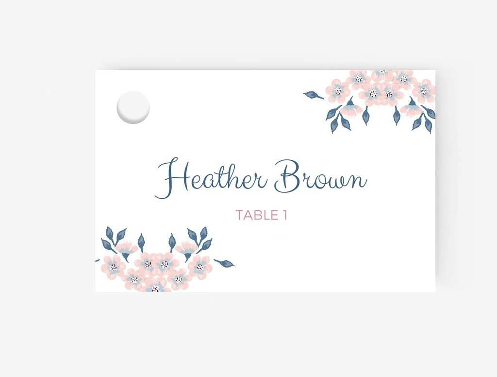 21 Adding Free Place Card Template Microsoft Word With Stunning Intended For Microsoft Word Place Card Template