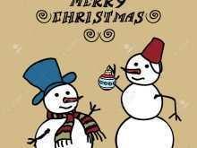 38 Create Christmas Card Template Small Photo with Christmas Card Template Small