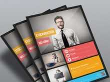 Flyer Indesign Template
