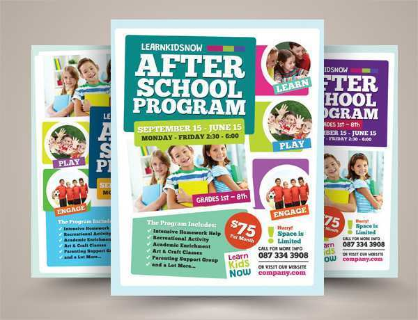 38 Creating School Flyers Templates Templates by School Flyers Templates