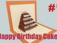 38 Customize Our Free Birthday Card Template Pop Up Templates for Birthday Card Template Pop Up